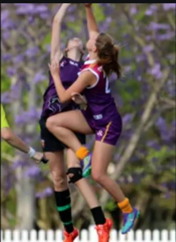 Vertical Jump is such a big part of so many sports especially AFL. Improve yours at Vector Health