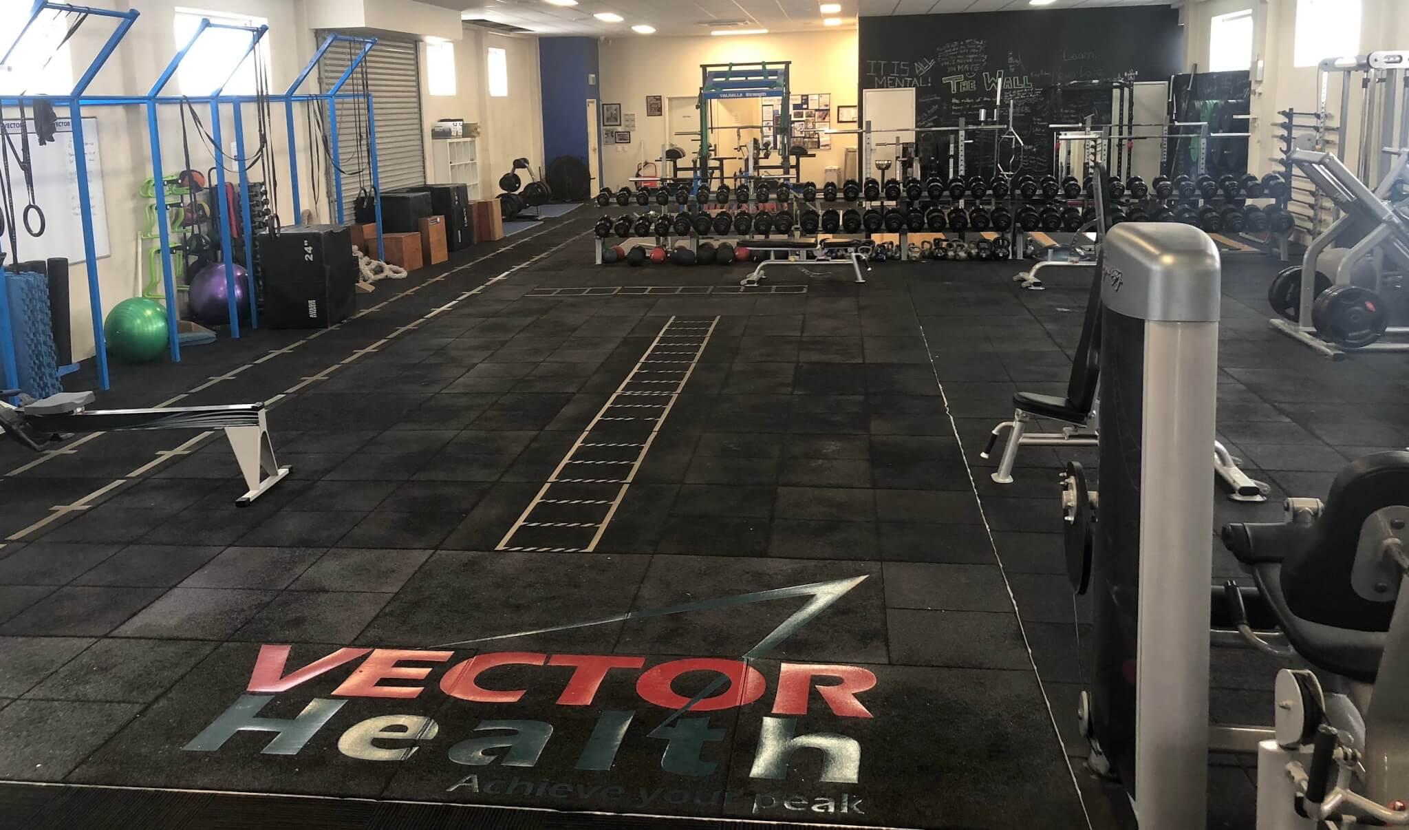 Vector Health Gym in Rockhampton
