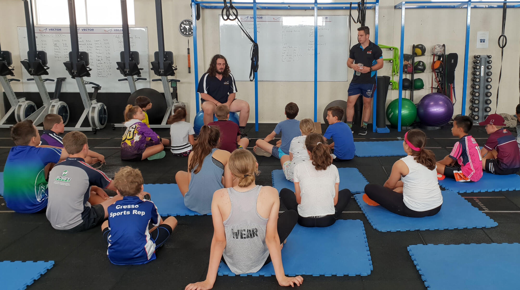 Junior Athlete Development at Vector Health and Performance