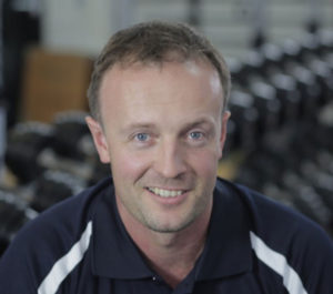Glenn Hansen - Founder and Head Strength and Conditioning Coach at Vector Health & Performance in Rockhampton
